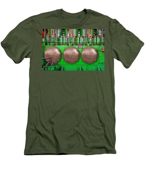 Atlas Imperial Men's T-Shirt (Slim Fit) by Paul Wear