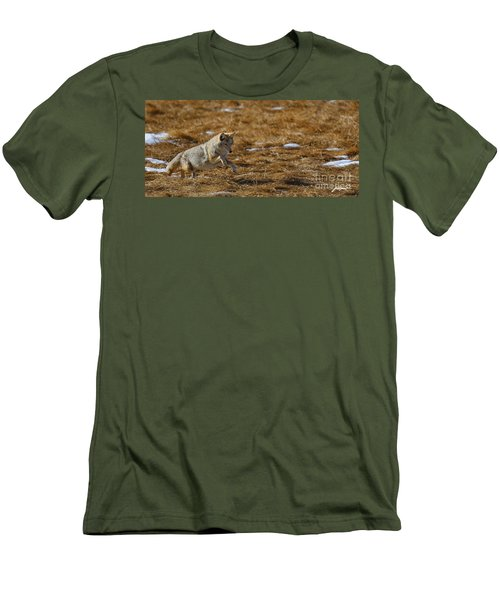 Attack Men's T-Shirt (Athletic Fit)