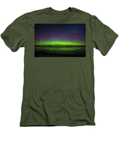 Aurora Australia Men's T-Shirt (Athletic Fit)
