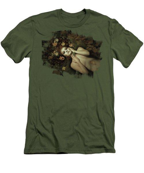 Autumn Dreams Men's T-Shirt (Athletic Fit)