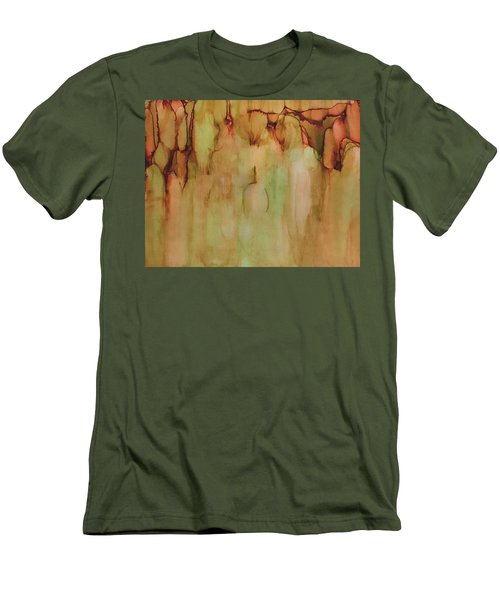 Autumn Mist Men's T-Shirt (Athletic Fit)