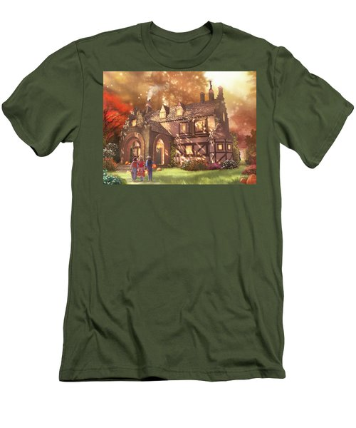 Autumnhollow Men's T-Shirt (Athletic Fit)