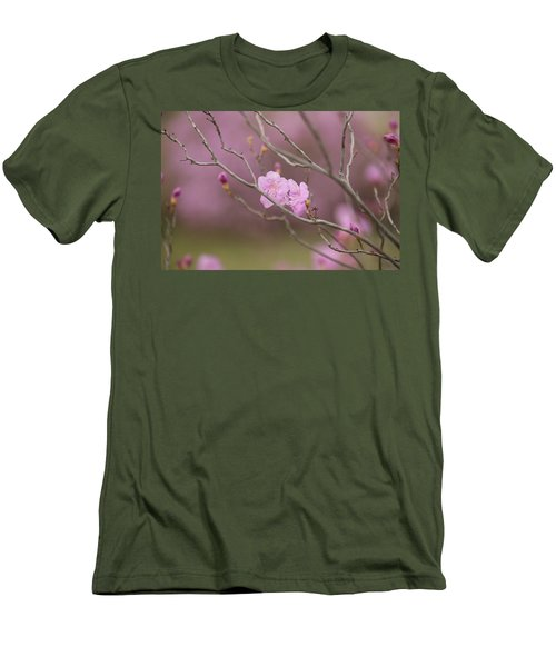azalea III Men's T-Shirt (Athletic Fit)