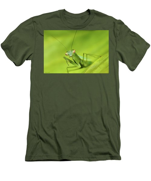 Baby Praymantes 6661 Men's T-Shirt (Athletic Fit)