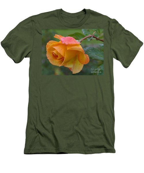 Balboa Rose Men's T-Shirt (Athletic Fit)