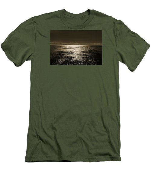 Baltic Sea. Men's T-Shirt (Slim Fit) by Terence Davis
