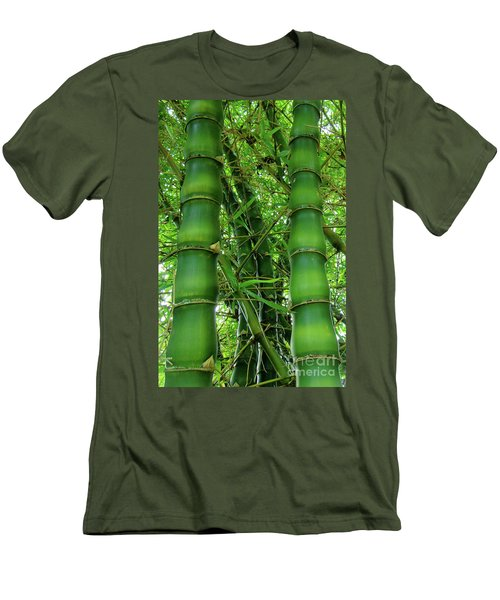 Bamboo Men's T-Shirt (Slim Fit)
