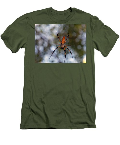 Banana Spider 2 Men's T-Shirt (Athletic Fit)