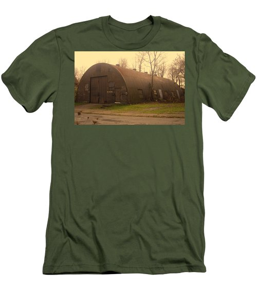 Barracks Men's T-Shirt (Athletic Fit)