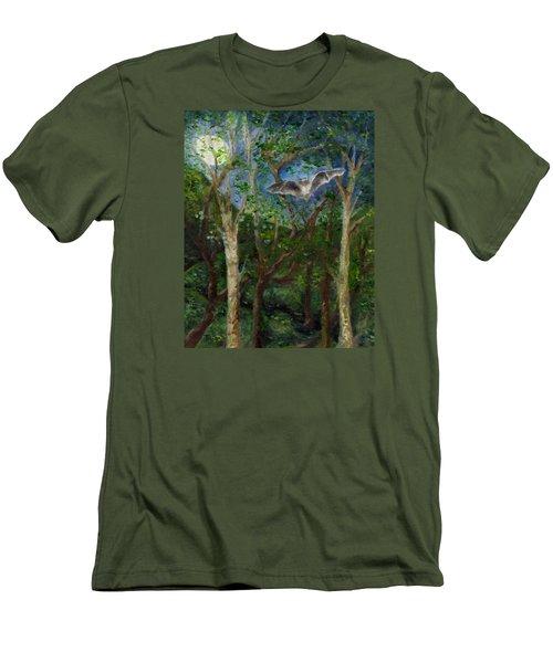 Bat Medicine Men's T-Shirt (Athletic Fit)