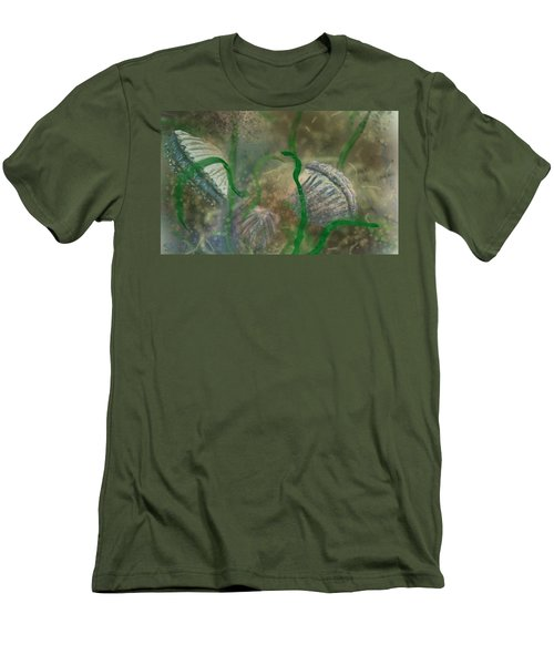 Bay Scallops Men's T-Shirt (Athletic Fit)