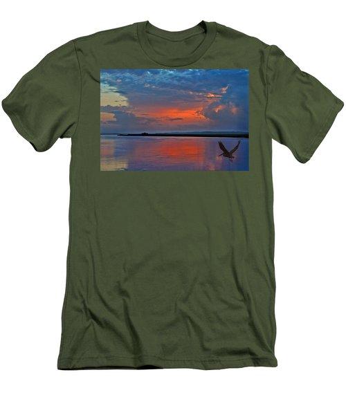 Be Still My Soul Men's T-Shirt (Athletic Fit)