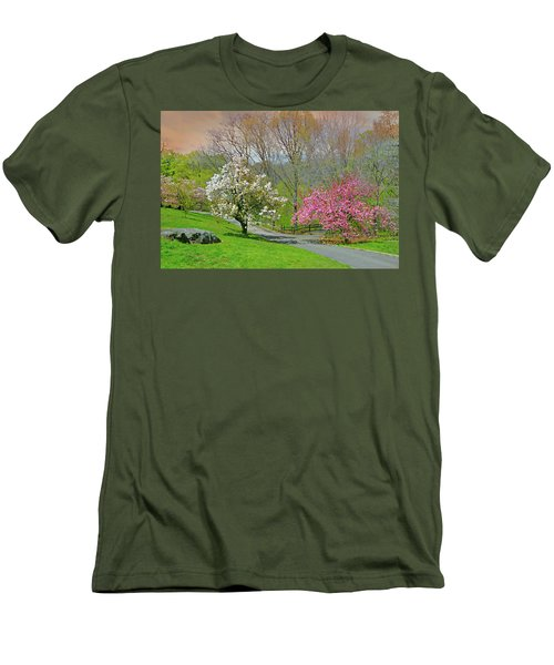 Men's T-Shirt (Slim Fit) featuring the photograph Be True To Yourself by Diana Angstadt