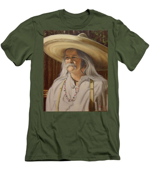 Bead Guy Men's T-Shirt (Athletic Fit)