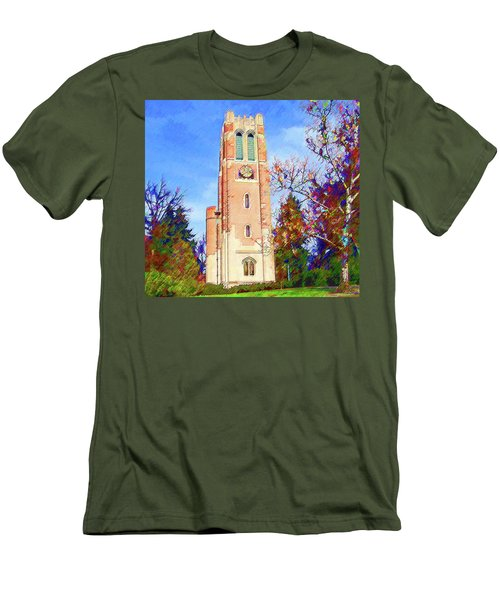 Beaumont Tower Men's T-Shirt (Athletic Fit)
