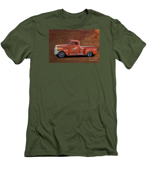 Beautiful Truck Men's T-Shirt (Slim Fit) by Jim  Hatch