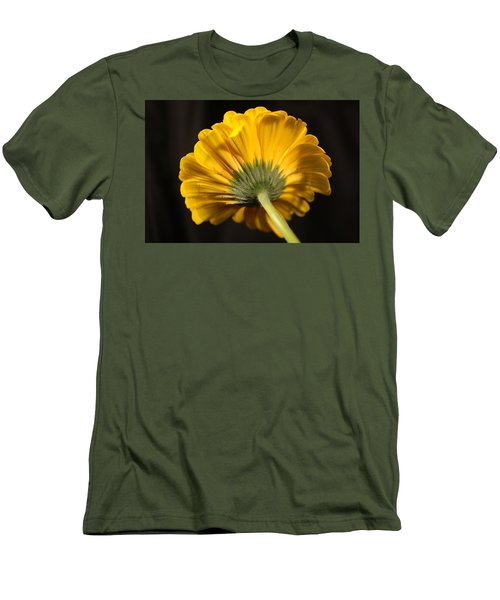 Men's T-Shirt (Slim Fit) featuring the photograph Beautiful Underside by Jeff Swan