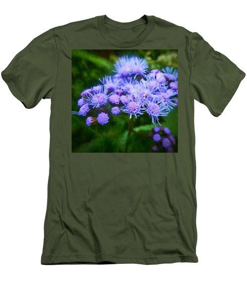 Beautiful Weed Men's T-Shirt (Athletic Fit)