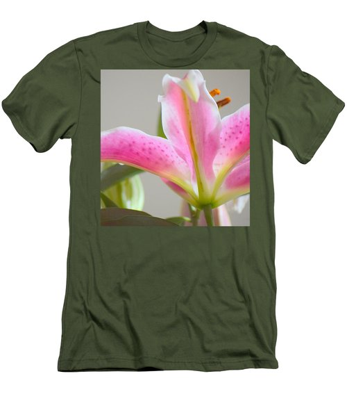 Men's T-Shirt (Athletic Fit) featuring the photograph Beauty Marks by Deborah  Crew-Johnson