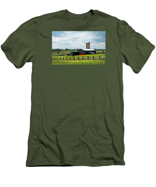 Before Therain Men's T-Shirt (Athletic Fit)