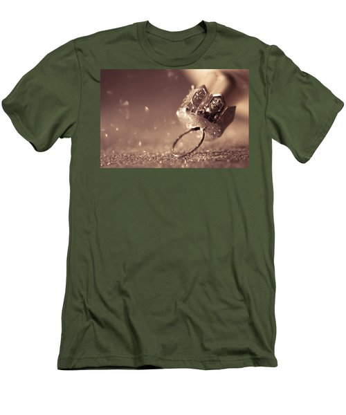 Believe In The Magic Men's T-Shirt (Athletic Fit)