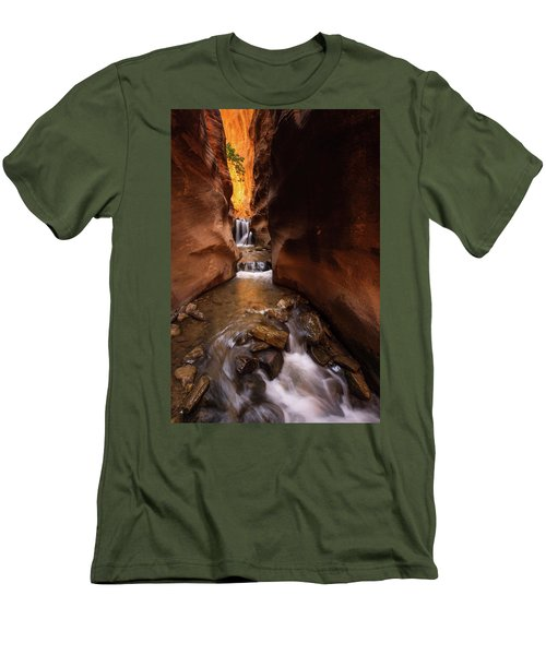 Men's T-Shirt (Slim Fit) featuring the photograph Beloved by Dustin LeFevre