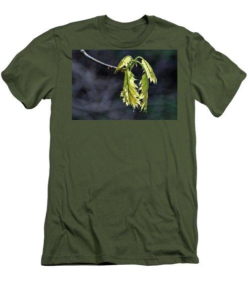 Bent On Growing - Men's T-Shirt (Athletic Fit)