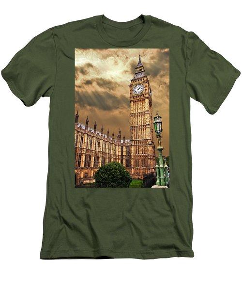 Big Ben's House Men's T-Shirt (Athletic Fit)