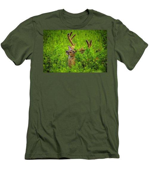 Big Eight #1 Men's T-Shirt (Athletic Fit)