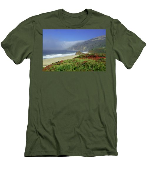 Big Sur 3 Men's T-Shirt (Athletic Fit)
