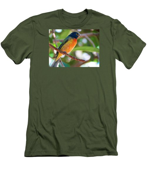 Bird 1 Men's T-Shirt (Athletic Fit)