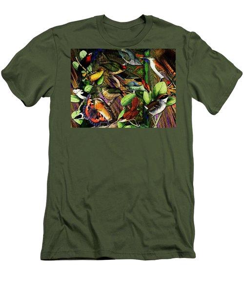 Birdland Men's T-Shirt (Slim Fit) by Joseph Mosley