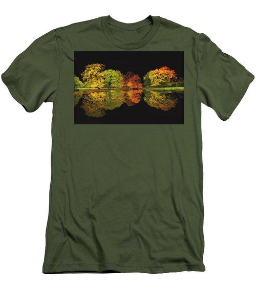 Black Muse Men's T-Shirt (Athletic Fit)