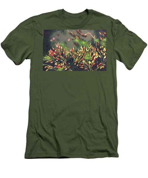 Bladderwort  Men's T-Shirt (Athletic Fit)