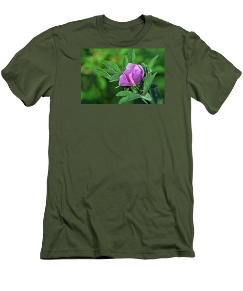 Men's T-Shirt (Slim Fit) featuring the photograph Bloomin by Glenn Gordon
