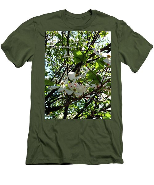 Blossoms 2 Men's T-Shirt (Athletic Fit)