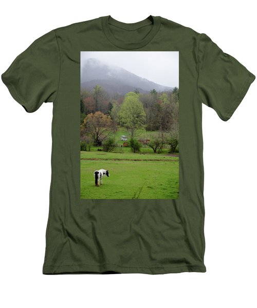 Blue Ridge Men's T-Shirt (Athletic Fit)