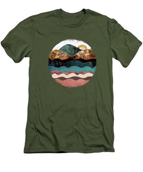 Blush Moon Men's T-Shirt (Athletic Fit)