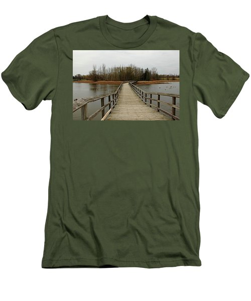 Boardwalk Men's T-Shirt (Athletic Fit)
