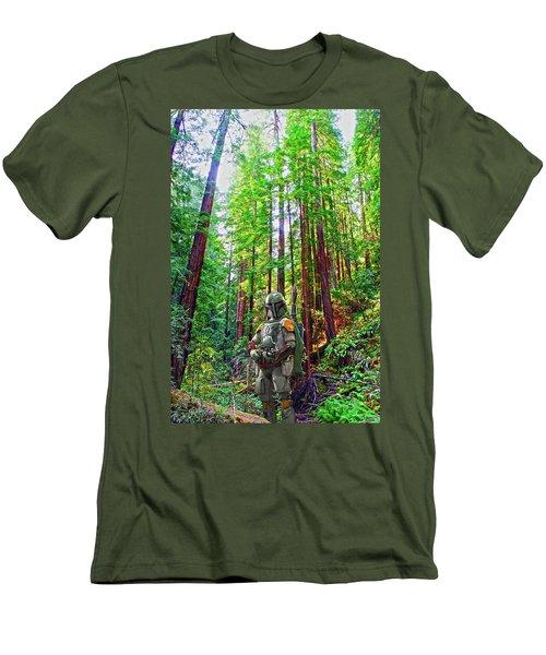 Boba Men's T-Shirt (Athletic Fit)