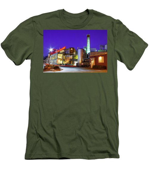 Boulevard Brewing Kansas City Men's T-Shirt (Athletic Fit)