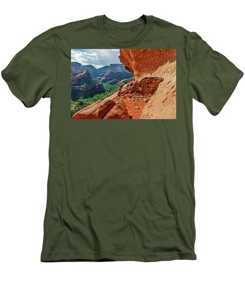 Boynton Canyon 08-174 Men's T-Shirt (Athletic Fit)