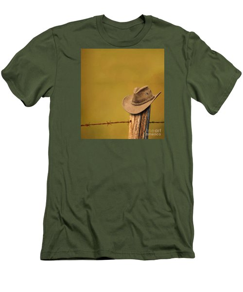 Branding Men's T-Shirt (Slim Fit) by Jim  Hatch