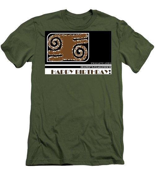 Brave Men's T-Shirt (Athletic Fit)