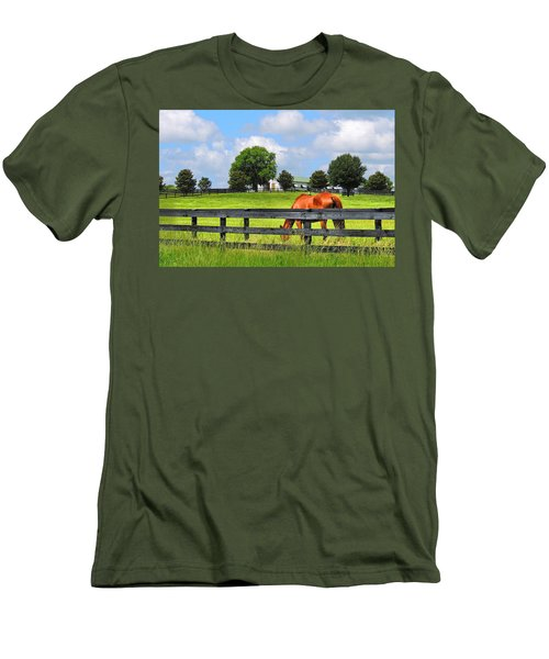 Breeding Beauties Men's T-Shirt (Athletic Fit)