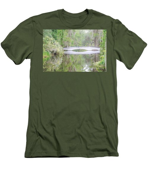 Bridge Over1 Men's T-Shirt (Athletic Fit)