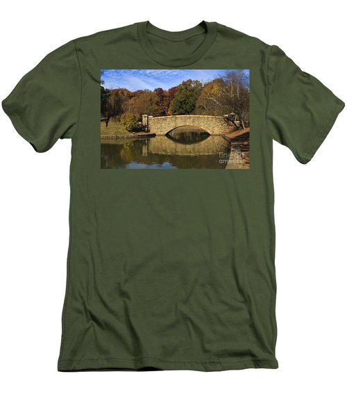 Bridge Reflection Men's T-Shirt (Athletic Fit)