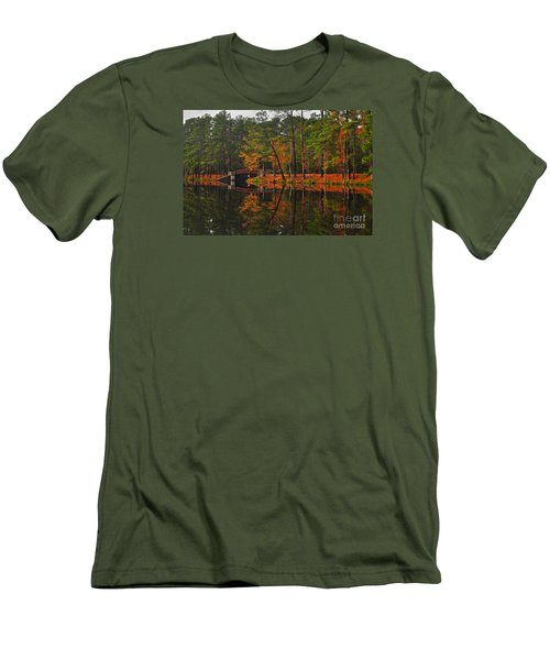 Bridge Reflections Men's T-Shirt (Athletic Fit)