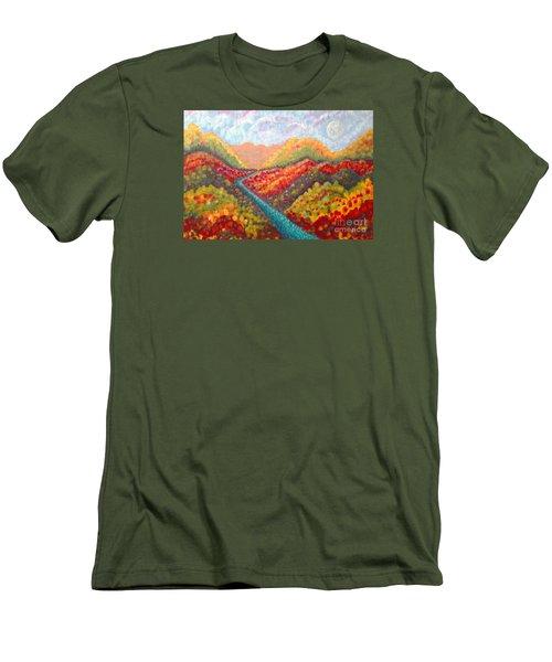Brivant Men's T-Shirt (Slim Fit)