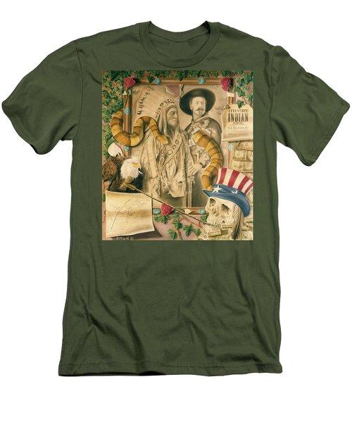 Broken Promises Men's T-Shirt (Athletic Fit)